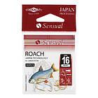 Крючок Mikado Sensual Roach 101 Nickel 10 шт, фото 2