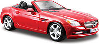 Автомодель MAISTO 1:24 Mercedes-Benz SLK 2011 (31206 red)