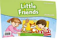 Английский язык / Little Friends / Flashcards. Карточки / Oxford