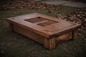 Чайный стол (чабань) / Кофейный стол 76*46см.