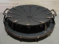 Костровая чаша, мангал-очаг кованый (MS-FP-03)