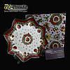 """Порцелянова тарілка """"Різдвяний орнамент"""", 20,5 см (498-223)"""