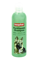 Beaphar Провитаминный шампунь Beaphar Provitamin Shampoo Green/Herbal для собак с чувствительной кожей 250 мл