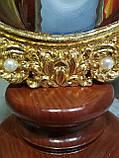 Элитная писаная икона Святого Николая Чудотворца (Николай Чудотворец), фото 6