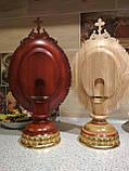 Элитная писаная икона Святого Николая Чудотворца (Николай Чудотворец), фото 8