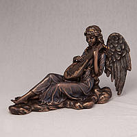Статуэтка Играющий ангел Veronese (22*15 см) 70493 A Италия