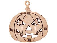Конструктор деревянный Тыква 3D. Wood trick пазл. 100% ГАРАНТИЯ КАЧЕСТВА!!! (Опт,дропшиппинг)