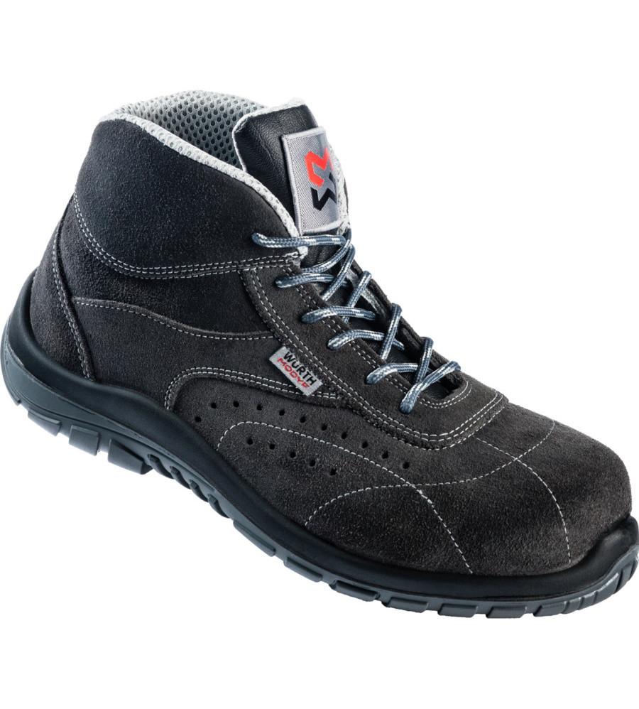 Ботинки Song Plus Серый высокий Wurth