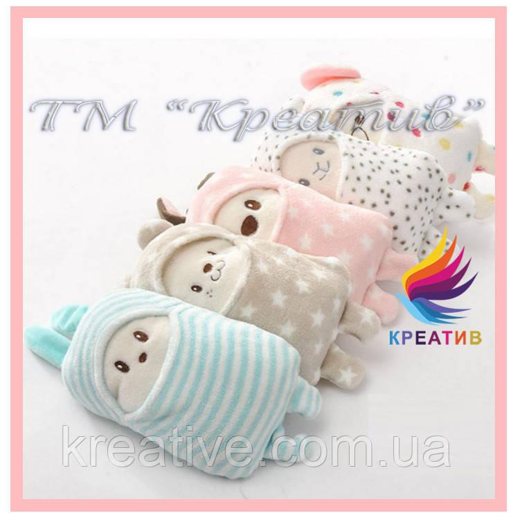 Флисовые пледы детские игрушки от 50 шт