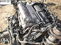 Двигатель для Mazda 626 2.0 D Comprex RF OHC