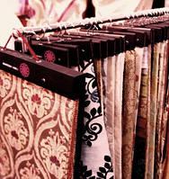 Расход ткани при пошиве штор на заказ