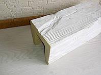 Декоративная балка 12х12 ED106 Модерн 4 метра Белый