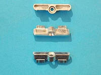 Ответная планка MACO 13 мм REHAU, SALAMANDER, OPENTECK, ALUPLAST, WDS, WINTECH, Viknaland, EF