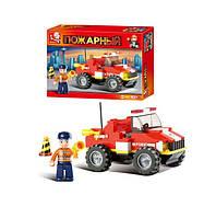 Конструктор SLUBAN Пожарная техника (B 0217 R)