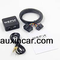 MP3 FLAC usb aux WEFA WF-605 для Subaru с магнитолой Kenwood