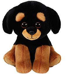 "TY Beanie Babies 42250 Ротвейлер ""TREVOUR"" 15см"