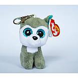 """TY Beanie Boo's 36503 Хаски """"Slush"""" 12см, фото 2"""