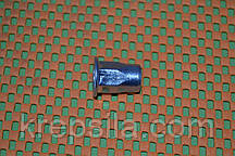 Гайка М4/0.5-2.0 D6 клепальная оцинкованная