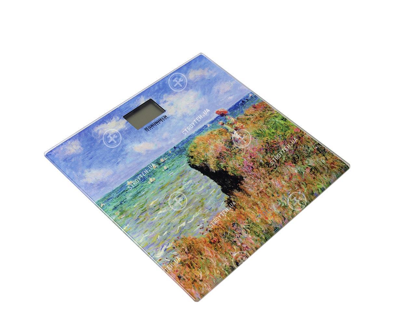 Підлогові ваги Grunhelm BES-Monet 180 кг