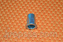 Гайка М4/2.0-4.0 D6 клепальная оцинкованная