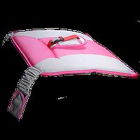 Адаптер на ремень безопасности для беременных Розовый