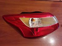 Фонарь левый Ford Focus 2012г. 1 792 714,  1792714, BME51-13405-CE
