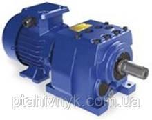 Трифазний мотор-редуктор 0,75 Kw