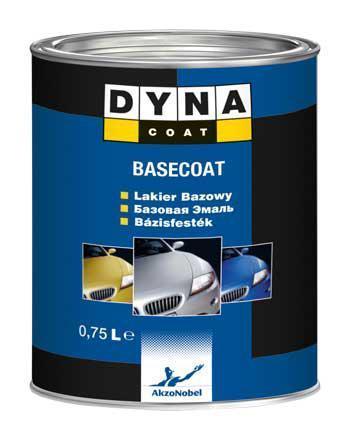 Базовая автоэмаль Dyna BC Dark Blue 0.75л