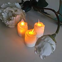 """Электронные свечи """"чайные"""" с имитацией пламени RS44 набор"""