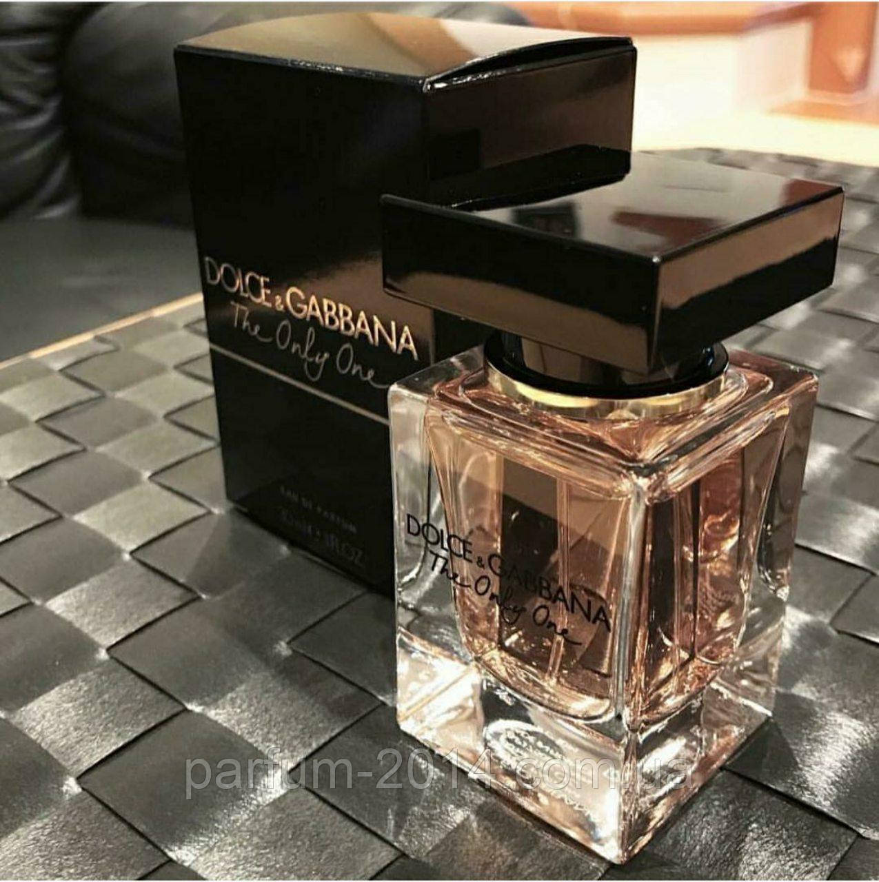Женская парфюмированная вода Dolce&Gabbana The Only One (реплика)