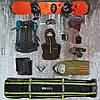 Чехол для лыж/сноуборда Travel Extreme на колесиках FreeRide, фото 5