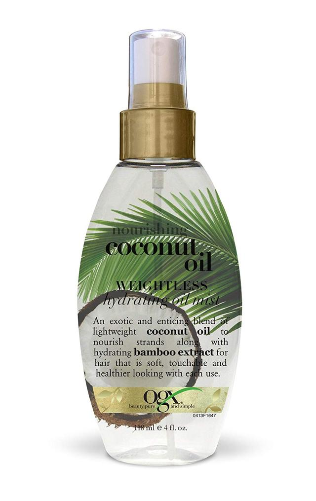 OGX Nourishing Coconut Oil Weightless Hydrating Mist
