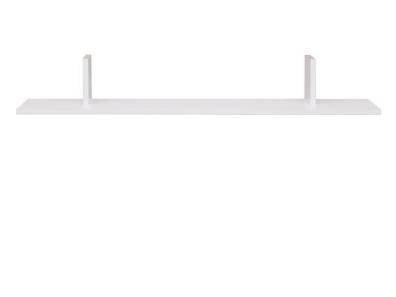Подвесная полка для верхних шкафов из системы JUNONA LINE POL/100 (BRW)