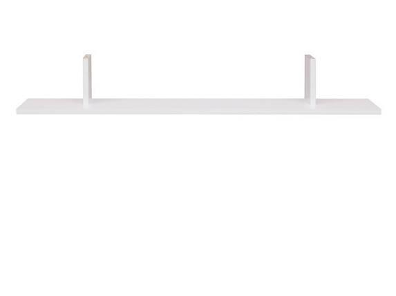 Подвесная полка для верхних шкафов из системы JUNONA LINE POL/100 (BRW), фото 2
