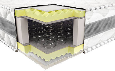 Ортопедический матрас 3Д Престиж (Боннель) TM Neolux