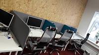 Перегородки офисные настольные ОпенАкустик 1200х600х40мм