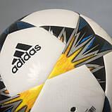 Мяч футбольный ADIDAS  FINALE KIEV TOP TRAINING CF1204 (размер 5), фото 8