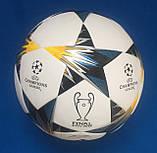 Мяч футбольный ADIDAS  FINALE KIEV TOP TRAINING CF1204 (размер 5), фото 6