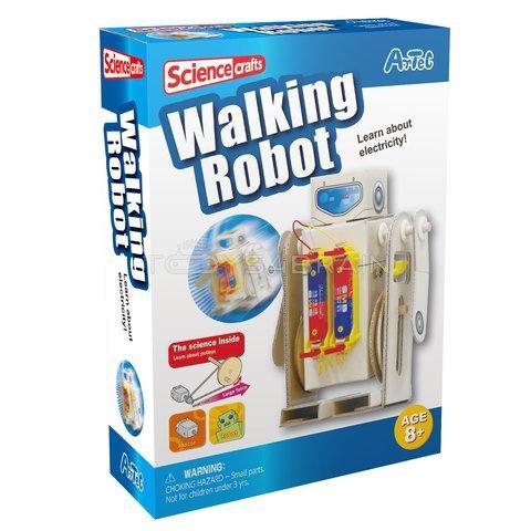 Конструктор Artec Шагающий робот, для развития детей