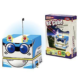 Конструктор Artec Радіокерована машина-куб SPC, для розвитку дітей