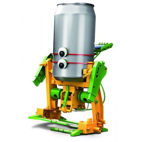 DIY CIC 21-616 робот 6 в 1 на сонячних батареях, конструктор для розвитку дітей
