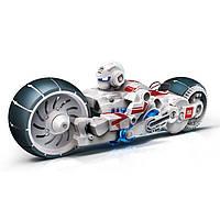 DIY CIC 21-535N робот-мотоцикл на енергії соленої води, конструктор для розвитку дітей