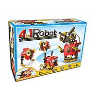CIC 21-891 робот 4 в 1, конструктор для розвитку дітей