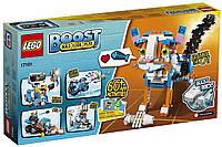 Конструктор LEGO Boost 17101 Набір для конструювання та програмування, для розвитку дітей