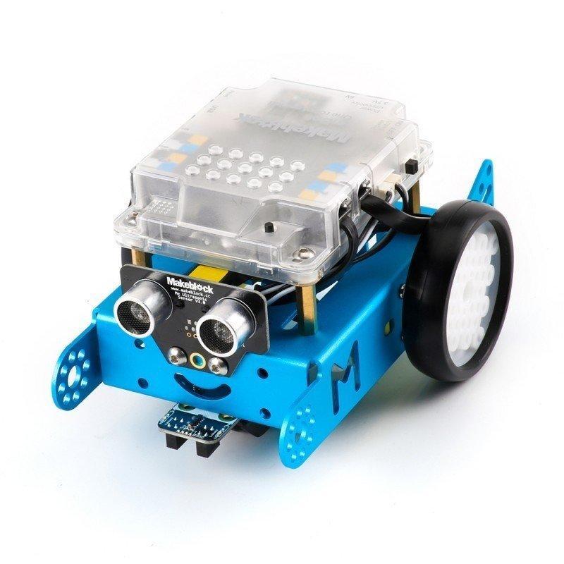 Makeblock mBot 1.1 Bluetooth-версія, синій, конструктор  для розвитку дітей