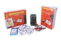 Конструктор Практическая электроника №1 Базовый, для развития детей