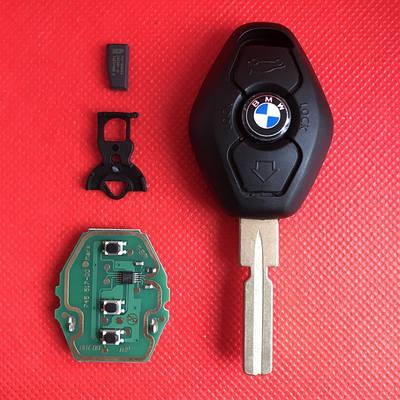 Авто ключи (корпуса ключей с электроникой)