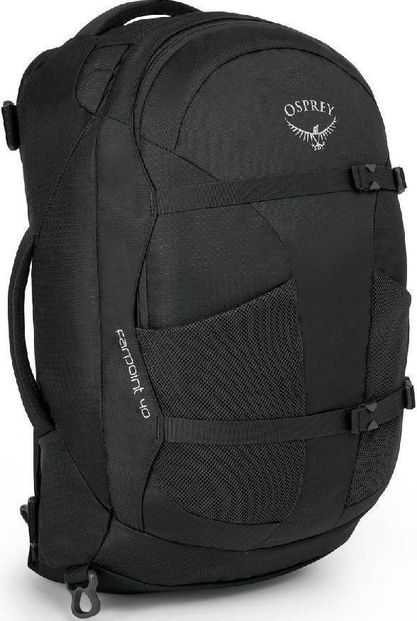 Рюкзак для подорожей Osprey Farpoint 40 Volcanic Grey S/M, 40 л, сірий