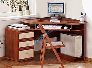 Кутовий комп'ютерний стіл СК-3740