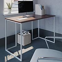 """Офисный стол """"Универ 1 Белый"""" 740x1200x600 мм"""